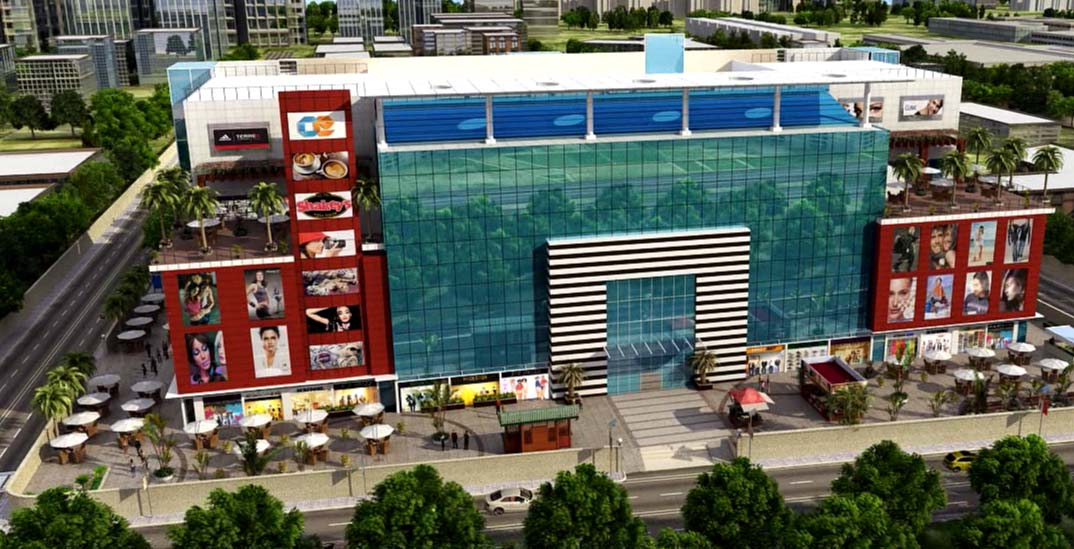 WAVE : CITY EMPORIUM MALL